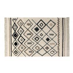 Lorena Canals Dywan bawełniany Bereber Ethnic 140 x 215 cm