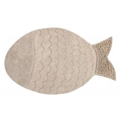 Lorena Canals Dywan bawełniany Big Fish 110 x 180 cm