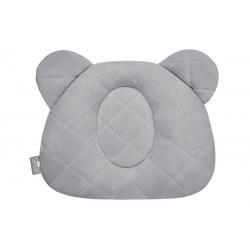 Sleepee Poduszka z wgłębieniem na głowkę Royal Baby Grey