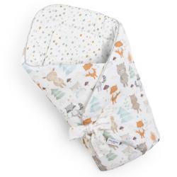 Color Stories - Rożek niemowlęcy Bunny Grey