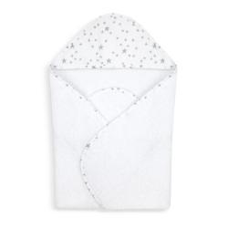Color Stories - Ręcznik Bawełniany Milky Way White