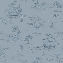 Tapeta Newbie Treasure Island 7451