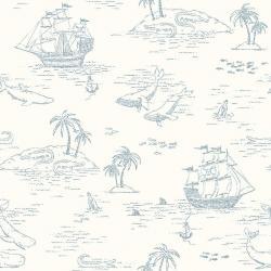 Tapeta Newbie Treasure Island 7450