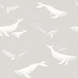 Tapeta Newbie Whales 7452