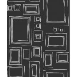 Tapeta Frames Black and White 70-246