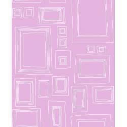 Tapeta Frames Pink 70-245