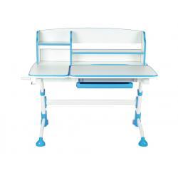 Fun Desk Amare II Blue Regulowane Biurko