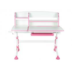 Fun Desk Amare II Pink Regulowane Biurko