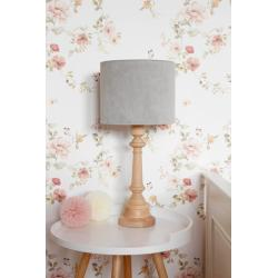 Lamps&Co Lampa Stojąca Velvet Grey