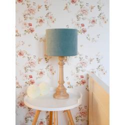 Lamps&Co Lampa Stojąca Velvet Mint