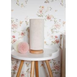 Lamps&Co Lampka Nocna Velvet Cream
