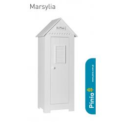 Marsylia - szafa 1-drzwiowa