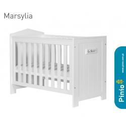 Marsylia - łóżeczko 120x60 cm