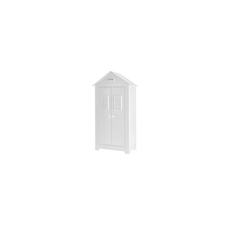 Marsylia MDF - szafa 2-drzwiowa wysoka
