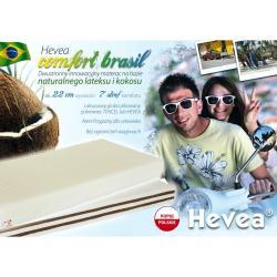Materac Hevea Brasil 200x120
