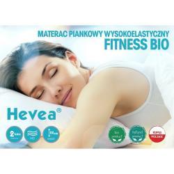 Materac Hevea Fitness Bio 200x180