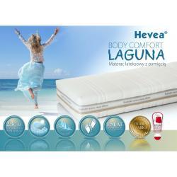 Materac z lateksem Hevea Body Comfort Laguna 200x160