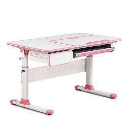 Fun Desk Toru Pink Regulowane Biurko