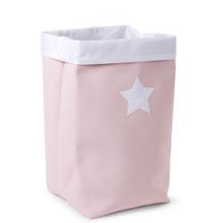 Childhome Pudełko płócienne 32 x 32 x 60 cm Soft Pink