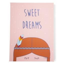 Childhome Obraz olejny SWEET DREAMS 30x40