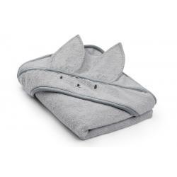 Bambusowy Ręcznik light grey