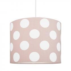 Young Deco - Lampa Sufitowa Mini Grochy na Brudnym Różu