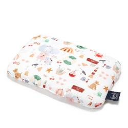 La Millou - Baby Bamboo Pillow - FRENCH RIVIERA GIRL