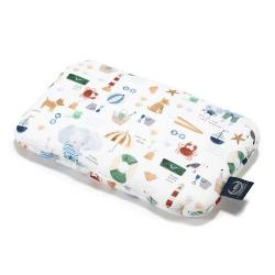 La Millou - Baby Bamboo Pillow - FRENCH RIVIERA BOY