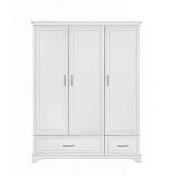 Novelies Melody Szafa 3-drzwiowa biała