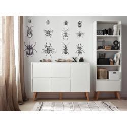 Pinio Swing Komoda 4 szuflady + drzwi