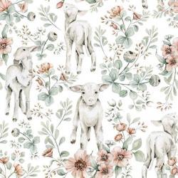 Tapeta Little Lambs