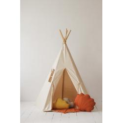 """Namiot tipi dla dzieci """"Beż"""""""