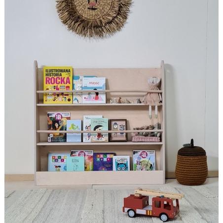 Wood Luck Regał Bookworm