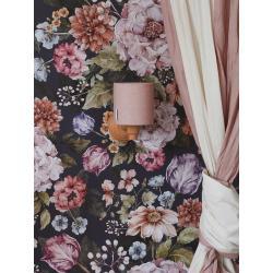 Lamps&Co - Kinkiet Lniany Pudrowy Róż