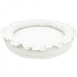 Cotton&Sweets Gniazdko Junior Pure Nature – białe