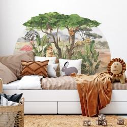 Naklejka Załóżkownik Safari