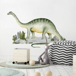 Naklejka Brontozaur
