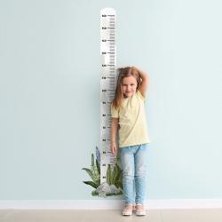 Naklejka Miarka Wzrostu Roślinna