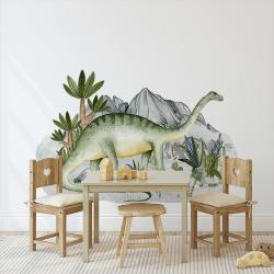 Naklejka Załóżkownik Brontozaur