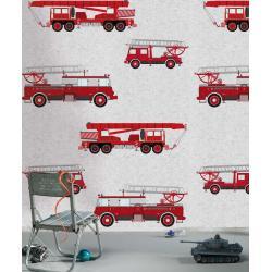 Fototapeta Fire Truck OZ3175