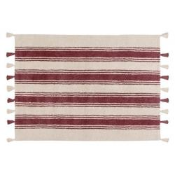 Dywan Stripes Marsala